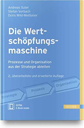 Die Wertschöpfungsmaschine - Prozesse und Organisation aus der Strategie ableiten