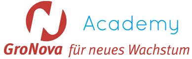 GroNova Academy für neues Wachstum